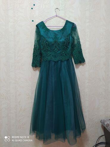 sumka s remeshkom в Кыргызстан: Платье размер S