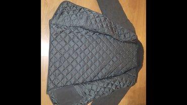 Maslinasta prolecna jakna vel. Xl - kao nova - Prokuplje