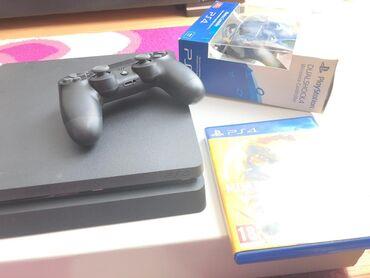 PlayStation 4 silms satılır cox az istifade olunub. 4 5 defe istifade