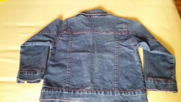 Nova teksas jaknica za devojcice 8-ca - Beograd