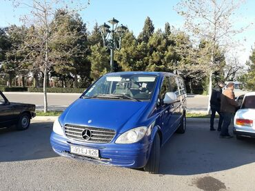 brilliance m2 1 8 at - Azərbaycan: Mercedes-Benz Vito 2.2 l. 2004 | 600000 km