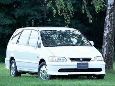 Honda Odyssey RA3 Хонда Одиссей Ра3 1998гОбъем 2.3 4wdНа разборПока
