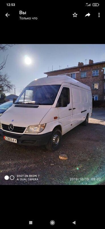 купить мотор мерседес 2 2 дизель в Кыргызстан: Mercedes-Benz Sprinter 2.2 л. 2004   220000 км