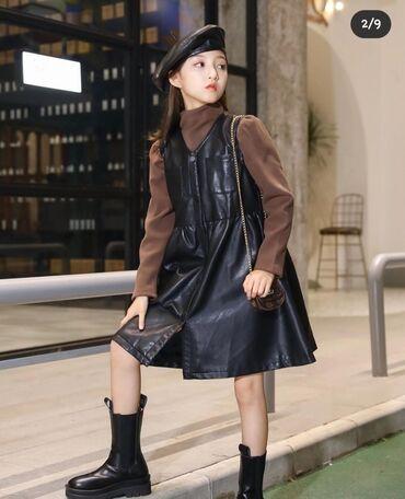 Модная,теплая 3-ка,сарафафан с рабочими пуговицами +сумочка +очень