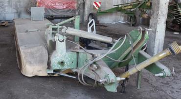 Грузовой и с/х транспорт - Кант: Косилка роторная боковая Krone для траткторов 180 л.с., 3,5 метра