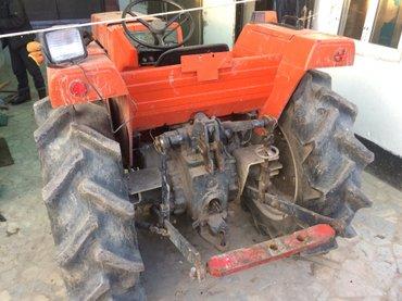 Shibaura E39. 2wd. 39 лошадей. 4 цилиндра. Дизельный трактор с водяным в Бишкек