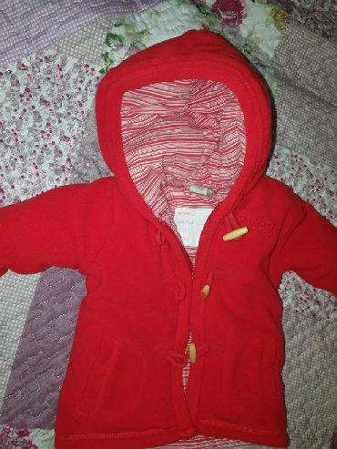 Kaput postavljen - Srbija: Presladak kaput za bebe devojčice, vel 74. Postavljen, deblji