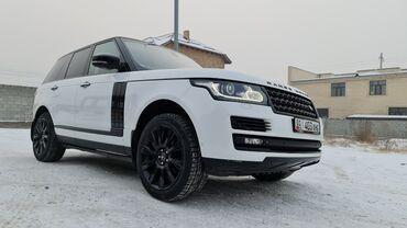 Транспорт - Бишкек: Land Rover Range Rover 4.4 л. 2014 | 60000 км