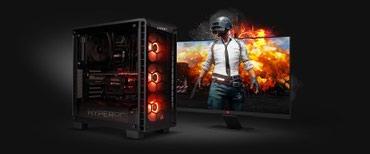 Сборка игровых компьютеров – подбор в Бишкек