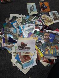 Открытки в Кыргызстан: Продаю советские календарики от 10 ти сом и выше