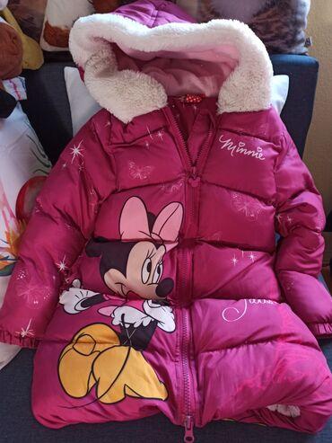 Zimska jakna - Srbija: Preslatka Disney jaknica za devojčice. prava zimska