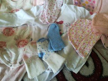распошонки в Кыргызстан: Продаю детские вещи распошонки, майки,боди рукавами и без
