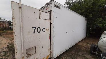 Транспорт - Буденовка: Продаю термо будуку длина 6 метров есть подравник готов к установке