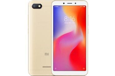 Xiaomi redmi 4 16gb grey - Azerbejdžan: Novo Xiaomi Redmi 6A 16 GB zlatni