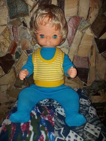Продаю советскую куклу 60см .По всем вопросам обращаться по указанному