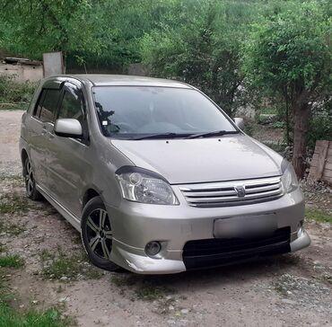 Toyota Raum 1.5 л. 2003 | 136000 км