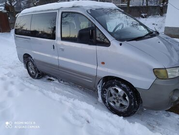 Hyundai H-1 (Grand Starex) 2.5 л. 2000 | 310 км