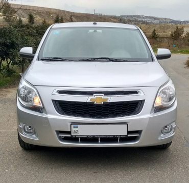 Bakı şəhərində Chevrolet Cobalt 2014