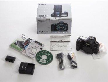 canon-mark-2-5d-цена в Кыргызстан: Продаю фотоаппарат canon 5d markiii с объективом canon 24-105 F4 Апп
