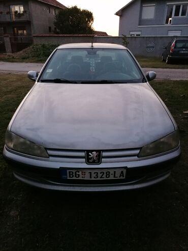 Manual - Srbija: Peugeot 406 1.8 l. 1997 | 254606 km