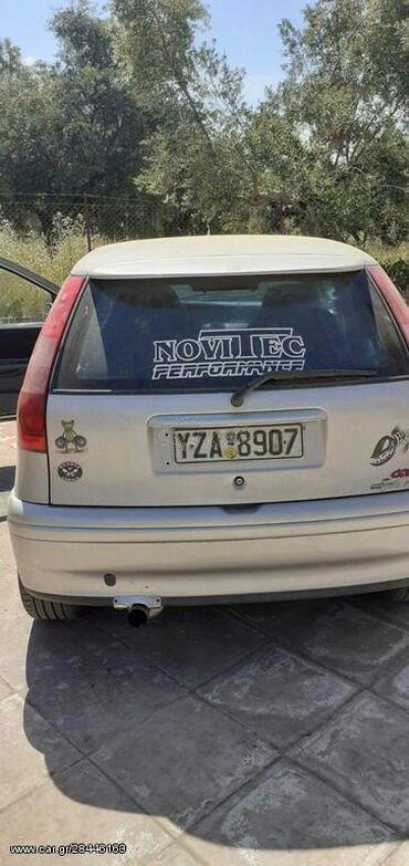 Fiat Punto 1.4 l. 1997 | 190000 km