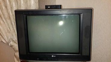 Gəncə şəhərində Televizor