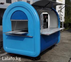 Продаются фаст фуд фургоны для в Бишкек