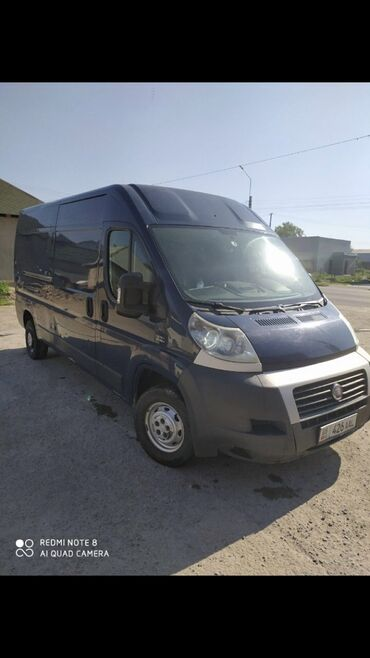 Транспорт - Кыргызстан: Fiat Ducato 2.3 л. 2012   161000 км