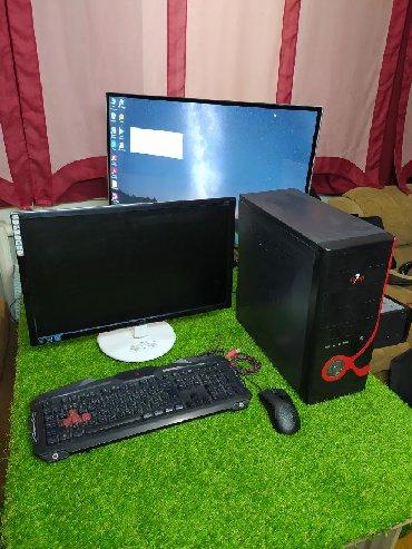 современный компьютер в Кыргызстан: Игровой компьютер i5Материнская плата: z97 Процессор