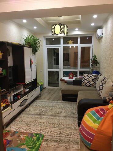Продажа квартир - Восток - Бишкек: Элитка, 2 комнаты, 80 кв. м Теплый пол, Бронированные двери, Видеонаблюдение