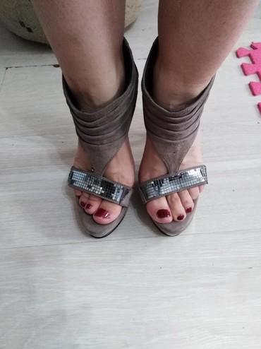Sandale stefano rucni rad ocuvane maximalno - Krusevac