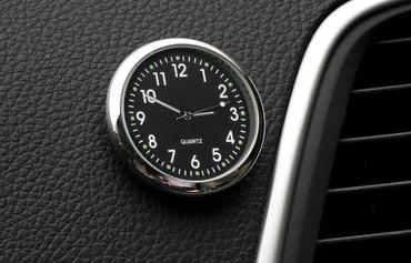 Sat za automobil crni - samolepljivo - Zrenjanin