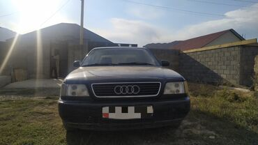 audi 100 2 8 quattro в Кыргызстан: Audi A6 2 л. 1994 | 40 км