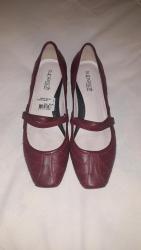Ženska obuća   Varvarin: 3 200 RSD Nove kozne cipele uvoz