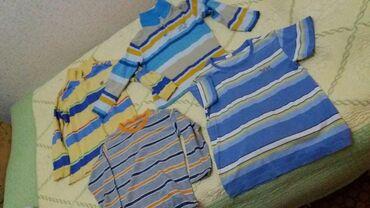 bmw 3 бу в Кыргызстан: Детские футболки 3-5лет бу