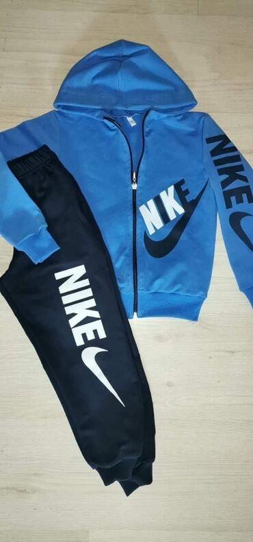 Trenerke nike - Srbija: Komplet trenerke Nike za decuBruseni pamukVelicine: 6, 8, 10, 12