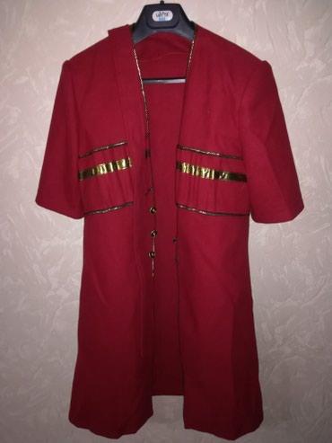 Новогодний детский грузинский костюм 300 сом.Возраст на 8-11 лет в Бишкек
