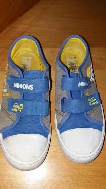 Dečije Cipele i Čizme | Pancevo: Decije patike Minions,broj 34