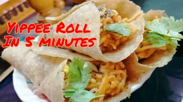 in Mahendranagar: Yippee Noodles Roll Just Try Ithttps://youtu.be/gUKXZBzeimc #YouTube