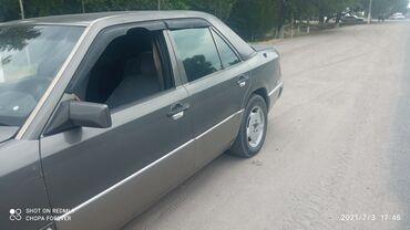 Транспорт - Дмитриевка: Mercedes-Benz E 230 2.3 л. 1989