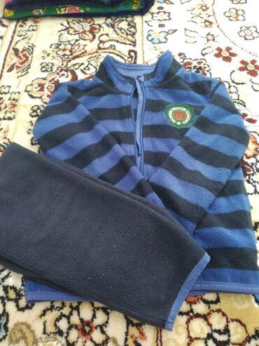 Флисовый костюм на мальчика 4-5лет, сост хор, 799с