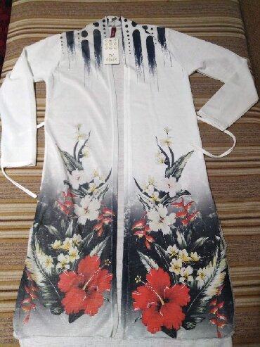 женские осенние туфли в Кыргызстан: Новый! Красочный кардиган. Осень-весна-лето. Турция! Размер 44/46. 46