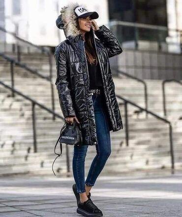 ⚜Cena: 3.700 din.⚜Velicine: S, M, LDa bi ova jakna bila vasa potrebno