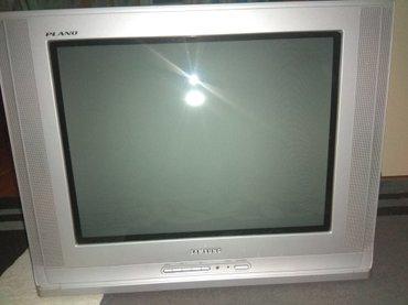 Телевизор Samsung Plano. Оригинал, плоский в Бишкек