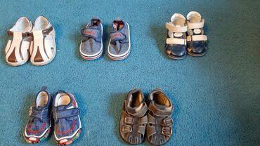 детская качественная одежда в Кыргызстан: Продаю обувь на мальчика, цена 400 сом за пару. Торга нет. Размеры