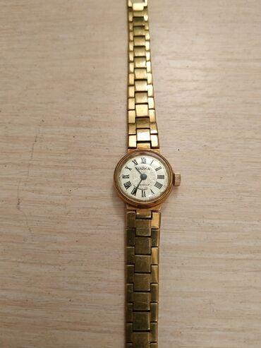 Антикварные часы - Кыргызстан: Позолоченные часы механические: Чайка. Заря. Победа. Romano ( Japan )