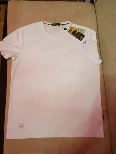 Продам новую мужскую футболку от фирмы Jeep,размер 3ХL,хлопок в Лебединовка