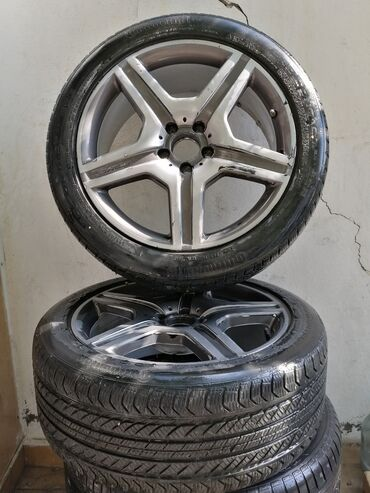 diski w222 amg в Азербайджан: AMG teker satilir