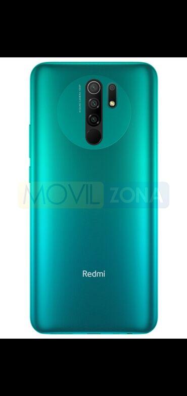 Redmi 9 4ram 64 yaddaş 1 il zemanetle qeydiyatli rəsmi maldır