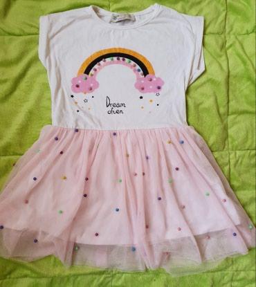 Prodajem haljinu za devojcice od 4 godine u odlicnom stanju - Novi Sad